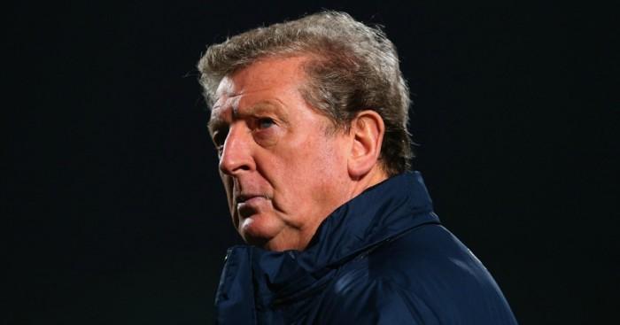 Roy Hodgson: Shocked