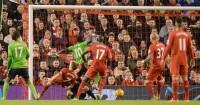 Sadio Mane: Scores Southampton's equaliser at Liverpool