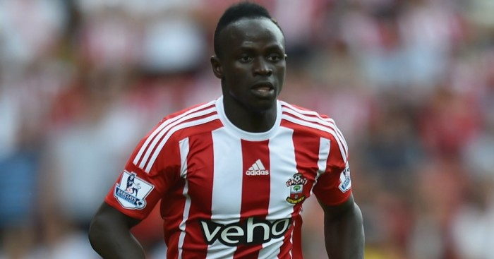 Sadio Mane: Impressing for Saints