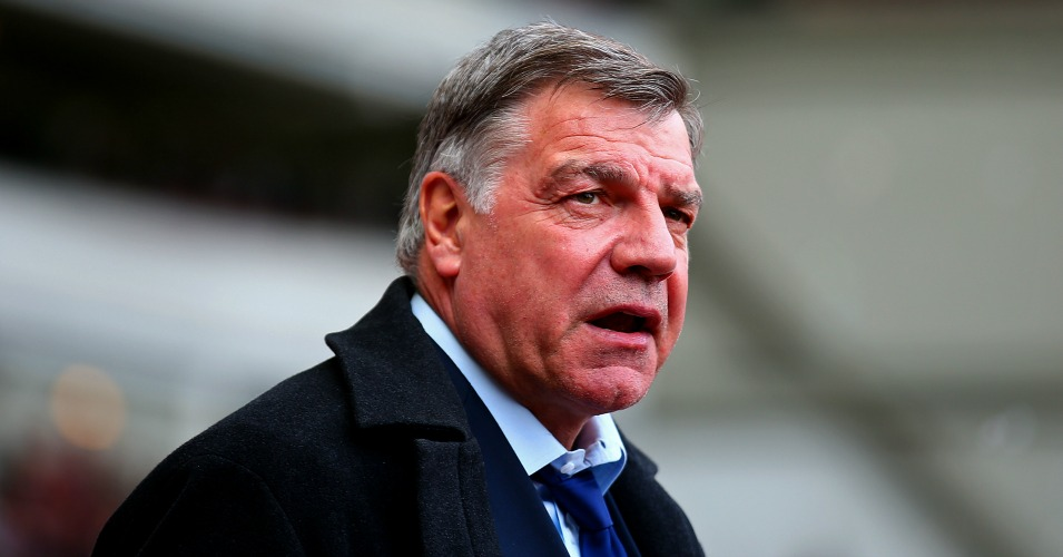 Sam Allardyce: Signed a two-year deal