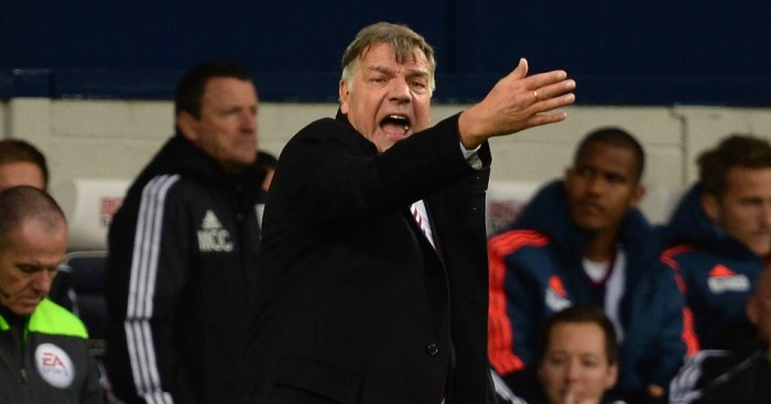 Sam Allardyce: Suffered defeat in first game as Sunderland boss
