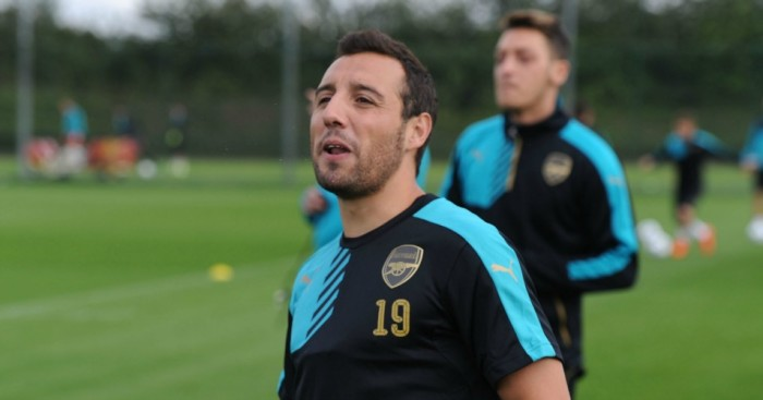 Santi Cazorla: Has proven a huge success at Arsenal