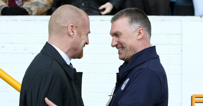 Sean Dyche and Nigel Pearson: Both linked with Sunderland job