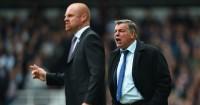 Sean Dyche and Sam Allardyce: Main contenders for Sunderland job