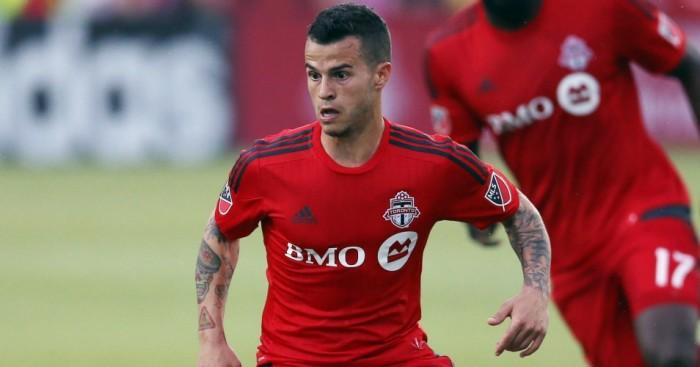 Sebastian Giovinco Toronto FC TEAMtalk