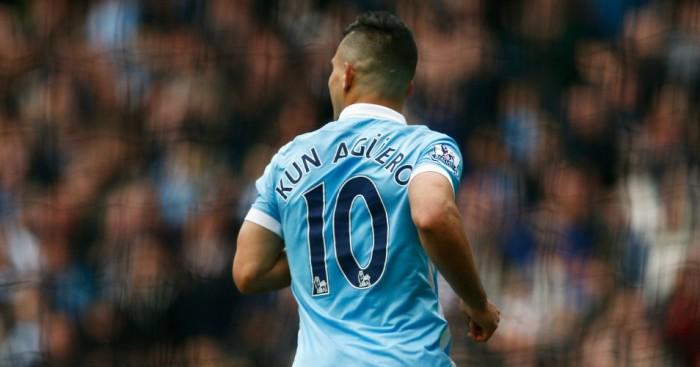 Sergio Aguero: Manchester City striker third best in the world?