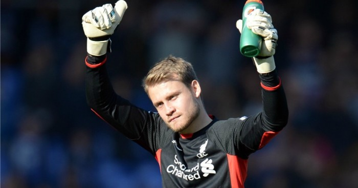 Simon Mignolet Liverpool TEAMtalk