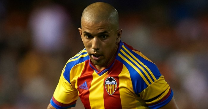 Sofiane Feghouli: Wanted by Liverpool and Man Utd