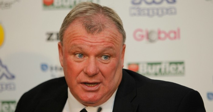 Steve Evans: Happy with win at Cardiff