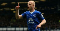 Steven Naismith: Not featuring for Everton