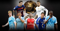 Lionel Messi and Cristiano Ronaldo: Battle once again for the Ballon d'Or
