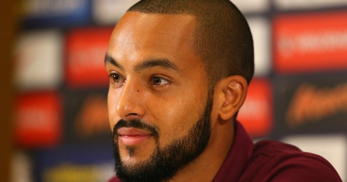 Theo Walcott: Has impressed as a central striker for Arsenal