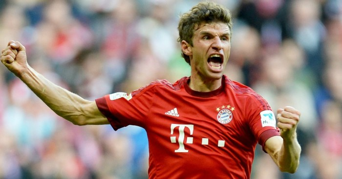Thomas Muller: Linked with move to Manchester United