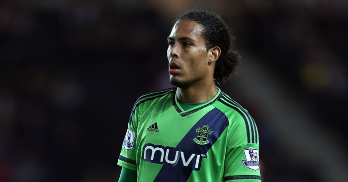 Virgil van Dijk: Defender not interested in Bournemouth rivalry