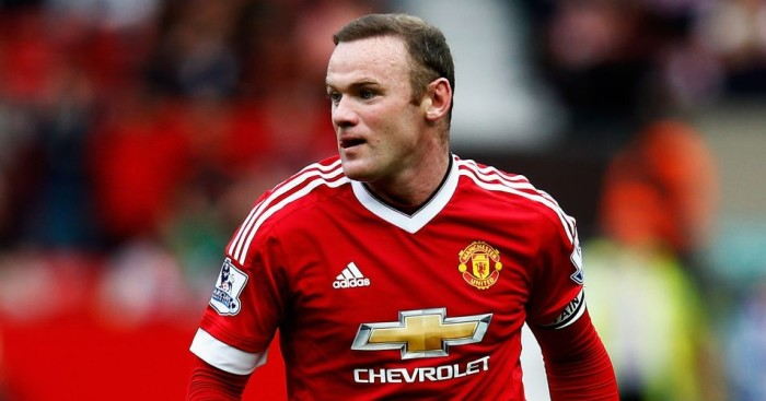 Wayne Rooney: Has been at Manchester United since 2004