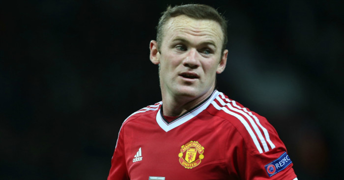 Wayne Rooney: Could be moved back into midfield