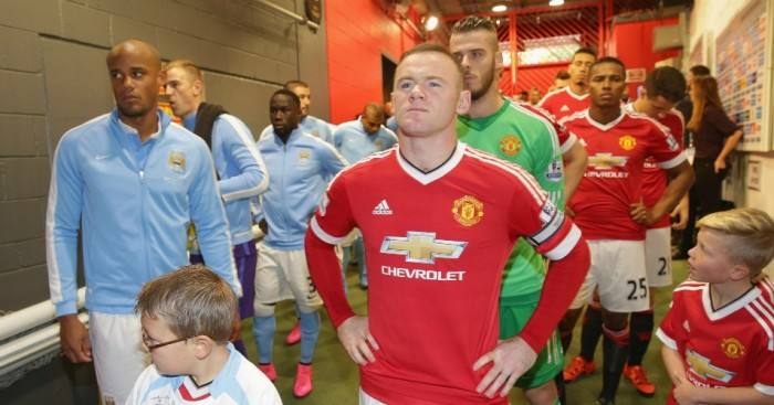 Wayne Rooney: Struggled for Manchester United against Manchester City