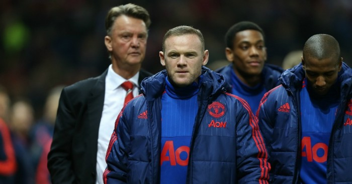 Wayne Rooney: Has struggled for his best form this season