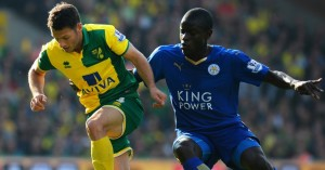 Wes Hoolahan: Battles with N'Golo Kante