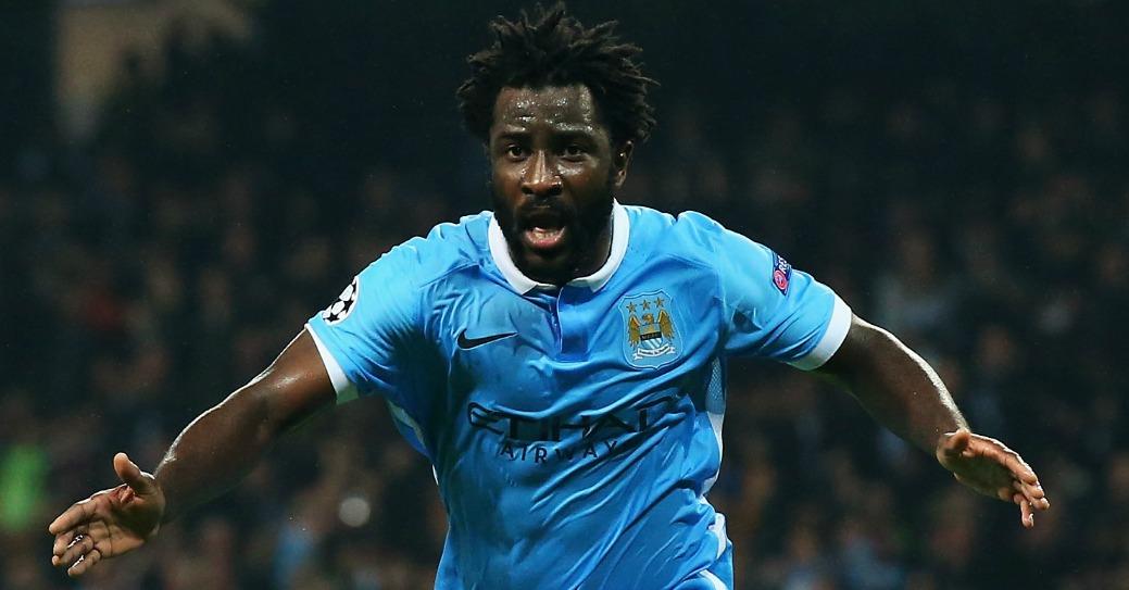 Wilfried Bony Manchester City TEAMtalk