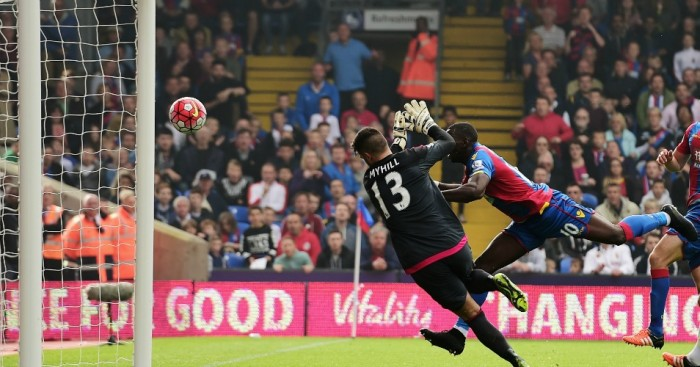 Yannick Bolasie: Heads in the winner