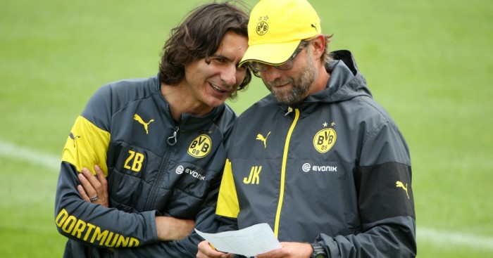 Zeljko Buvac: Will be alongside Jurgen Klopp at Spurs