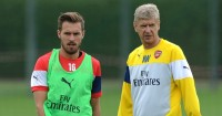 Aaron Ramsey: Arsene Wenger prefers to use him on the right of midfield