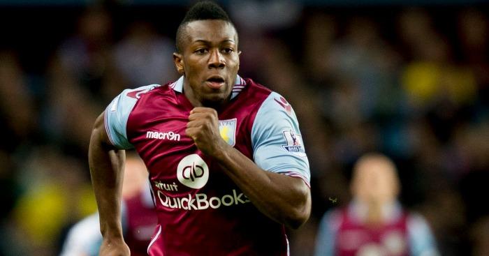 Adama Traore: Struggled with injury at Villa Park