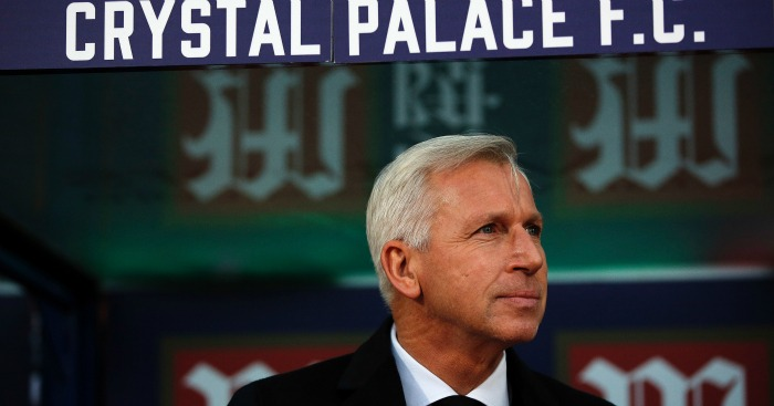 Alan Pardew: Crystal Palace boss taking squad to Spain