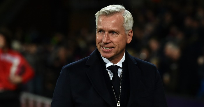 Alan Pardew: Manager hosts former club on Saturday