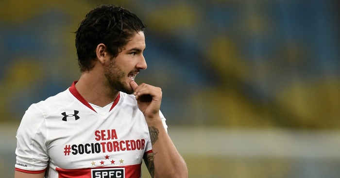 Alexandre Pato: Happy to make Chelsea his 'new home'