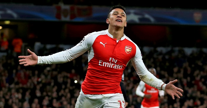 Alexis Sanchez: Might get tattoo if Arsenal win Premier League