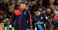 Alexis Sanchez: Injured in Arsenal's draw at Norwich City