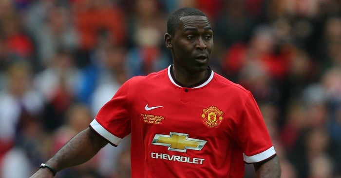 Andrew Cole: Pulls out of charity match