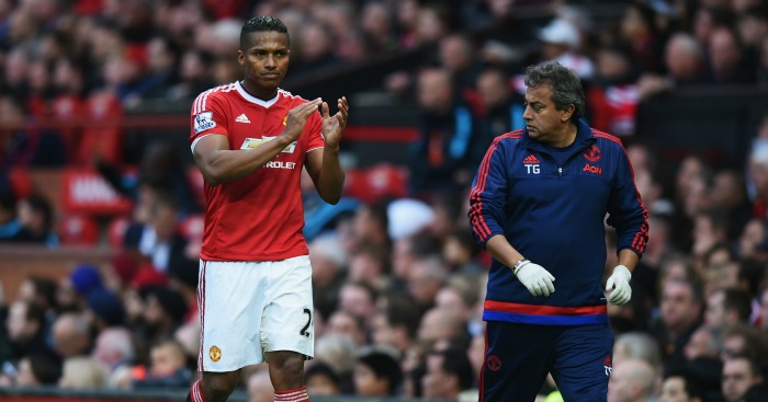 Antonio Valencia: Manchester United man has undergone surgery