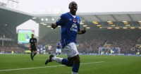 Arouna Kone: Hat-trick in Everton's 6-2 win over Sunderland