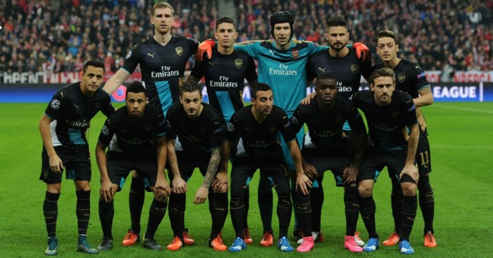 Arsenal: Failed to impress against Bayern Munich