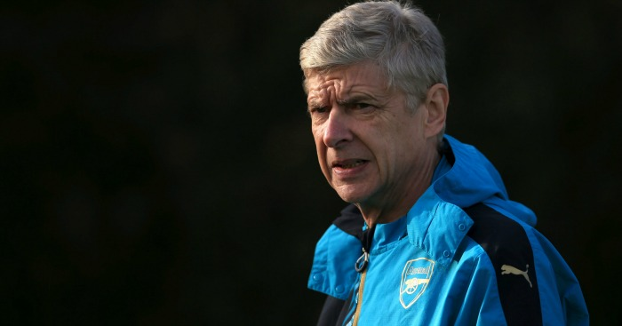 Arsene Wenger: Tipped to sign young Nigerian