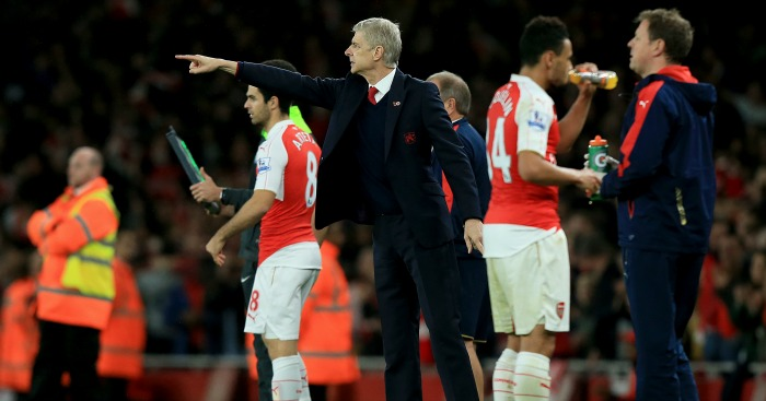 Arsene Wenger: Mixed emotions for Arsenal manager after Tottenham draw