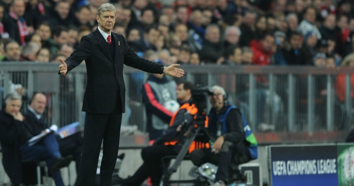 Arsene Wenger: Manager criticised for Arsenal injury list