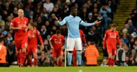 Bacary Sagna: Felt he was fouled before Liverpool's opener