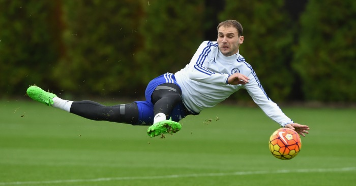 Branislav Ivanovic: Set to return for Chelsea against Norwich City