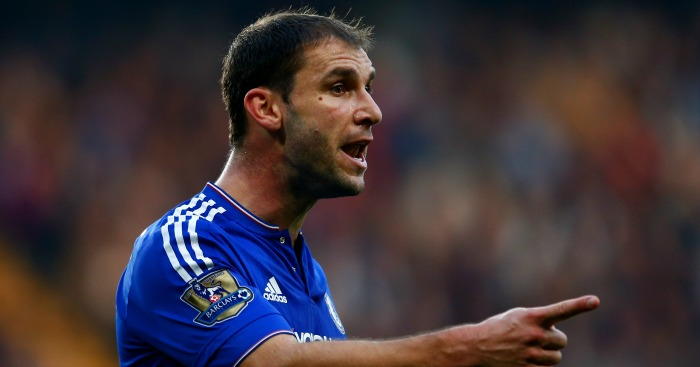Branislav Ivanovic: Set to extend his Chelsea stay