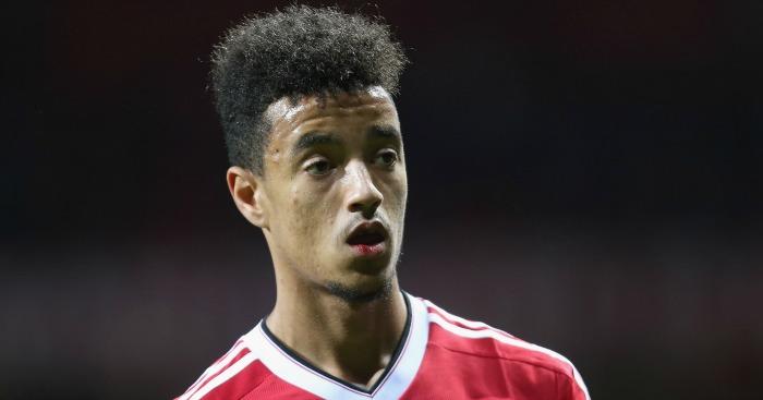 Cameron Borthwick-Jackson: Making his name at Manchester United