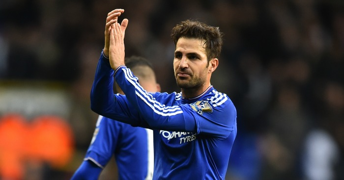 Cesc Fabregas: Linked with Real Madrid move