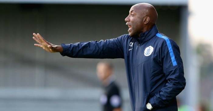 Chris Ramsey: Sacked as QPR head coach