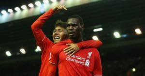 Christian Benteke: Striker has scored four goals for Liverpool