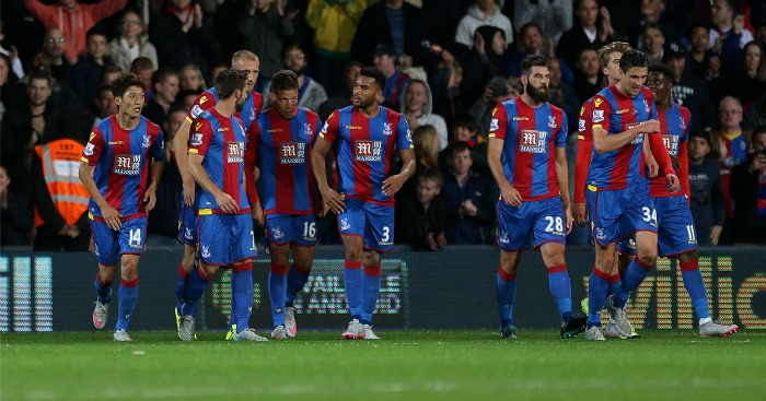 Crystal Palace: Best ever start to Premier League season