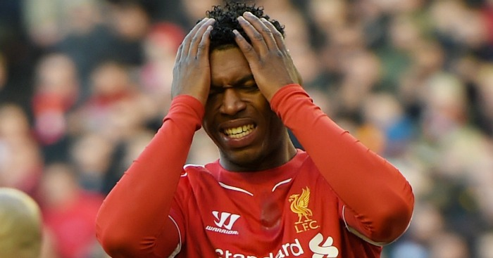 Daniel Sturridge: Liverpool could sell striker