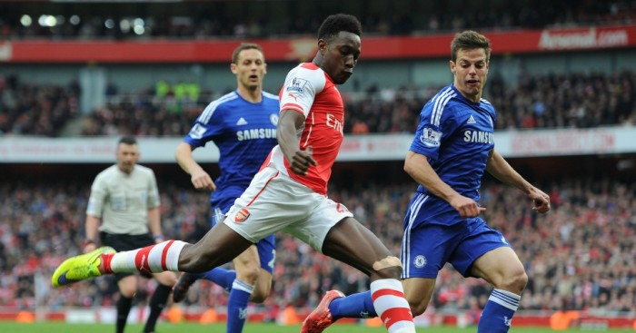 Danny Welbeck: Striker has not played for Arsenal since April